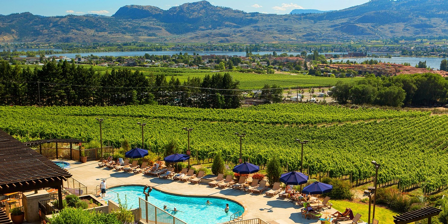 Spirit Ridge Resort at NK'MIP Resort -- Osoyoos, British Columbia