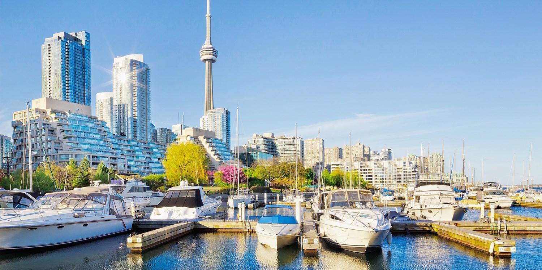 Toronto Hotel Deals April