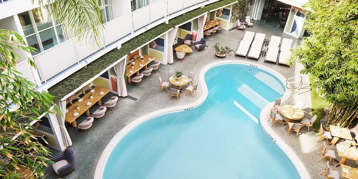 Avalon Hotel Beverly Hills -- Beverly Hills, CA, États-Unis