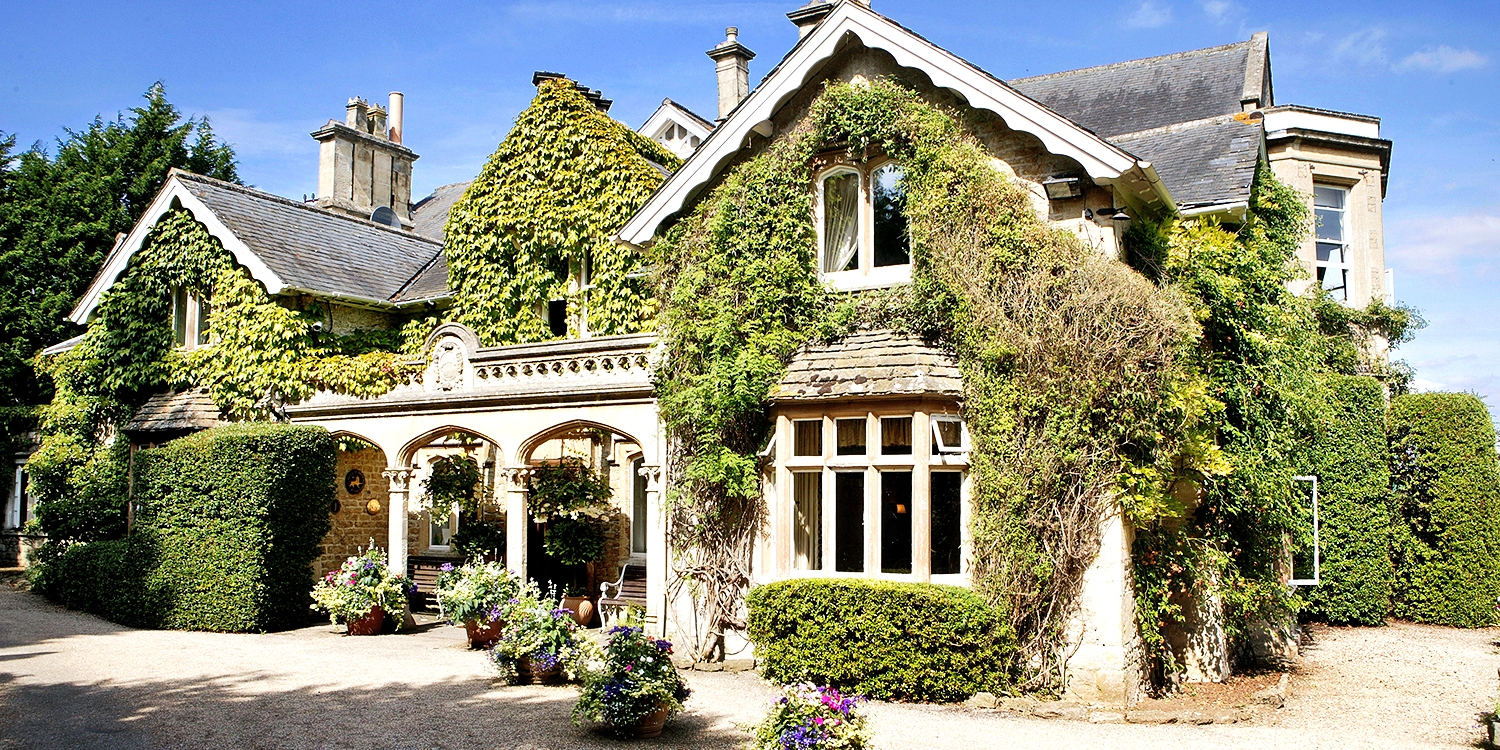 Homewood Park Hotel -- Freshford, United Kingdom
