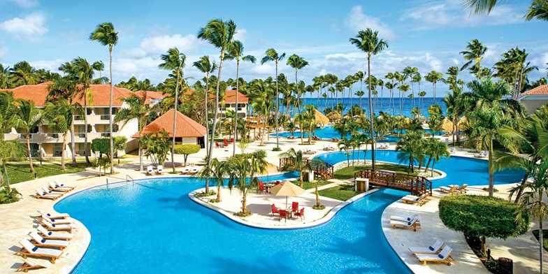 Dreams Palm Beach Punta Cana Luxury All Inclusive La Altagracia Dominican Republic