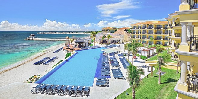 Hotel Marina El Cid Spa And Beach Resort Cancun