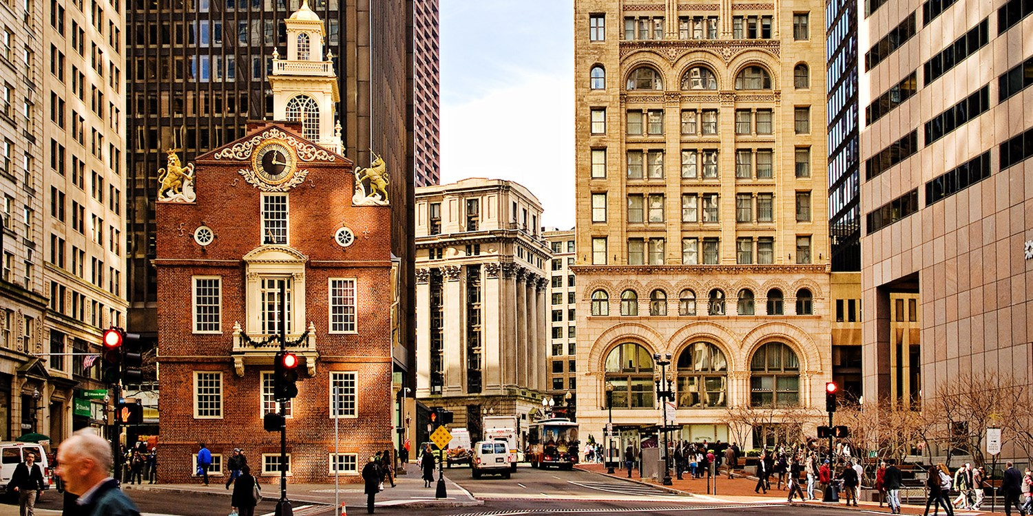 Ames Boston Hotel -- Financial District, Boston