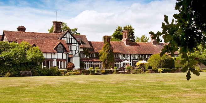 ghyll manor hotel restaurant travelzoo
