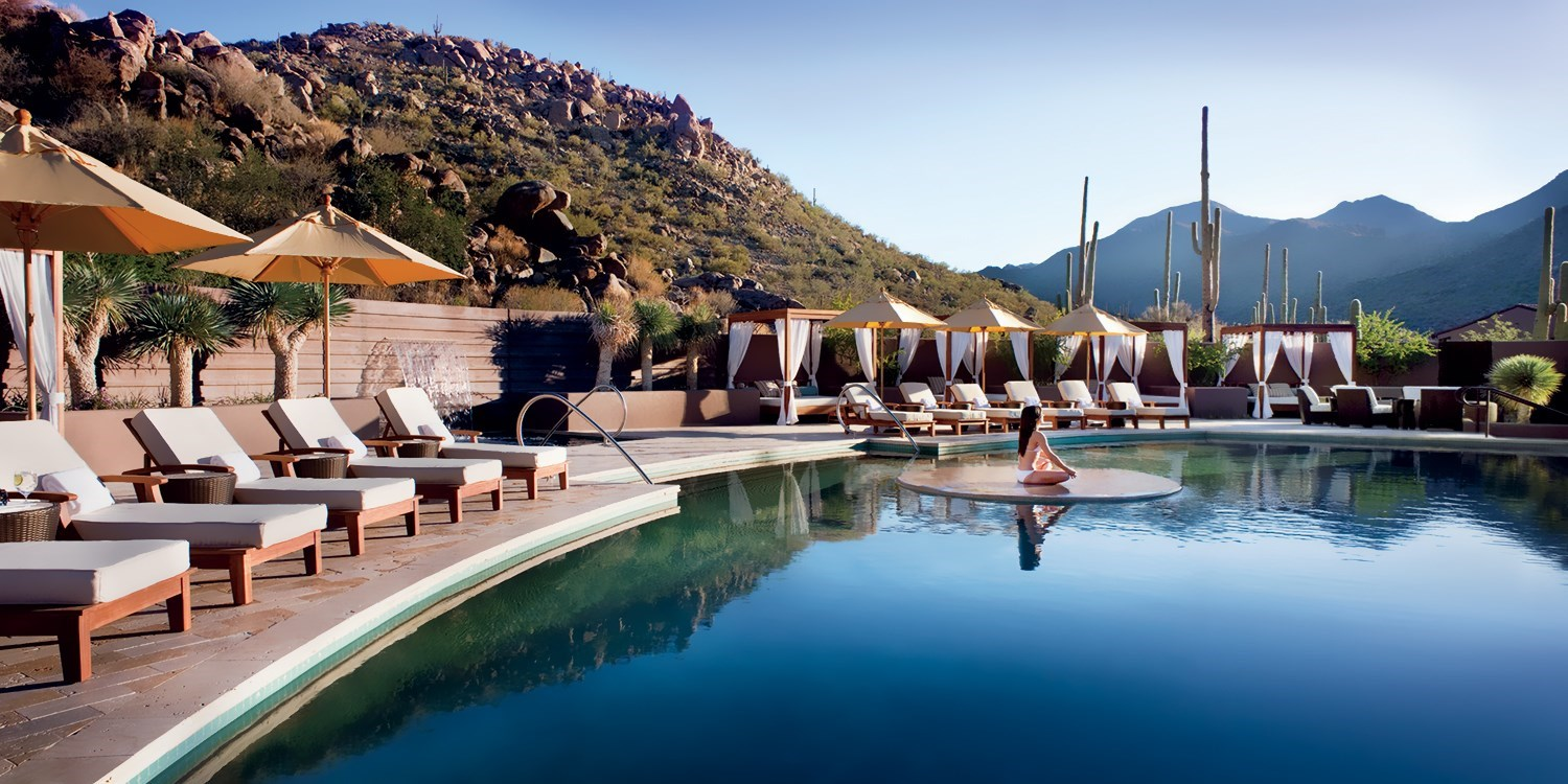 The Ritz-Carlton, Dove Mountain -- Marana, AZ