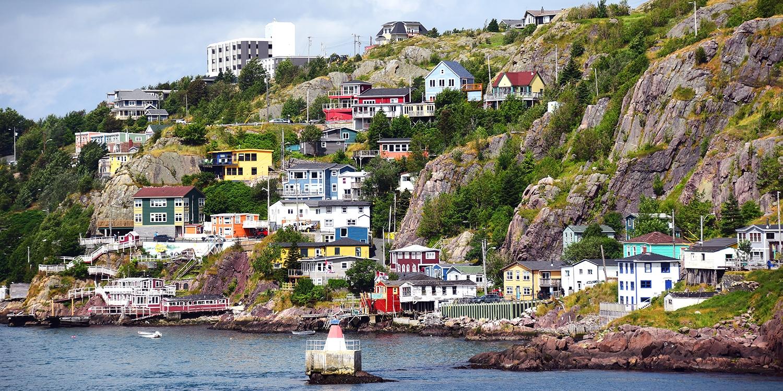 Courtyard Marriott St. John's -- St. John's, Newfoundland and Labrador