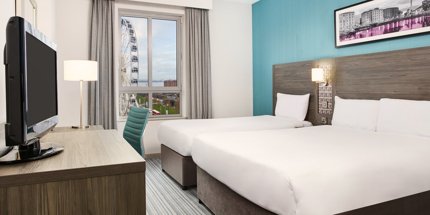 Jurys Inn Liverpool -- Liverpool, United Kingdom