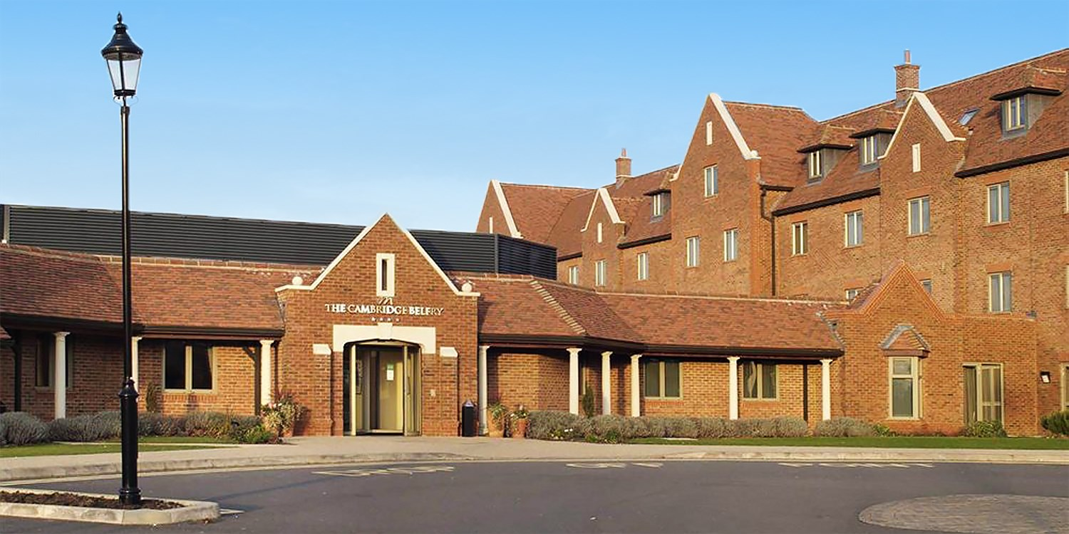 DoubleTree by Hilton Cambridge Belfry -- Upper Cambourne
