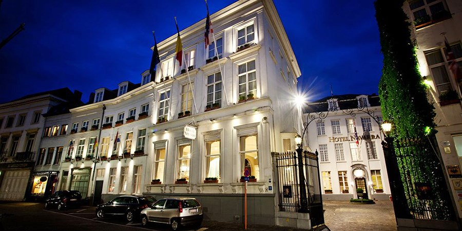 Hotel Navarra Brugge -- Bruges, Belgium