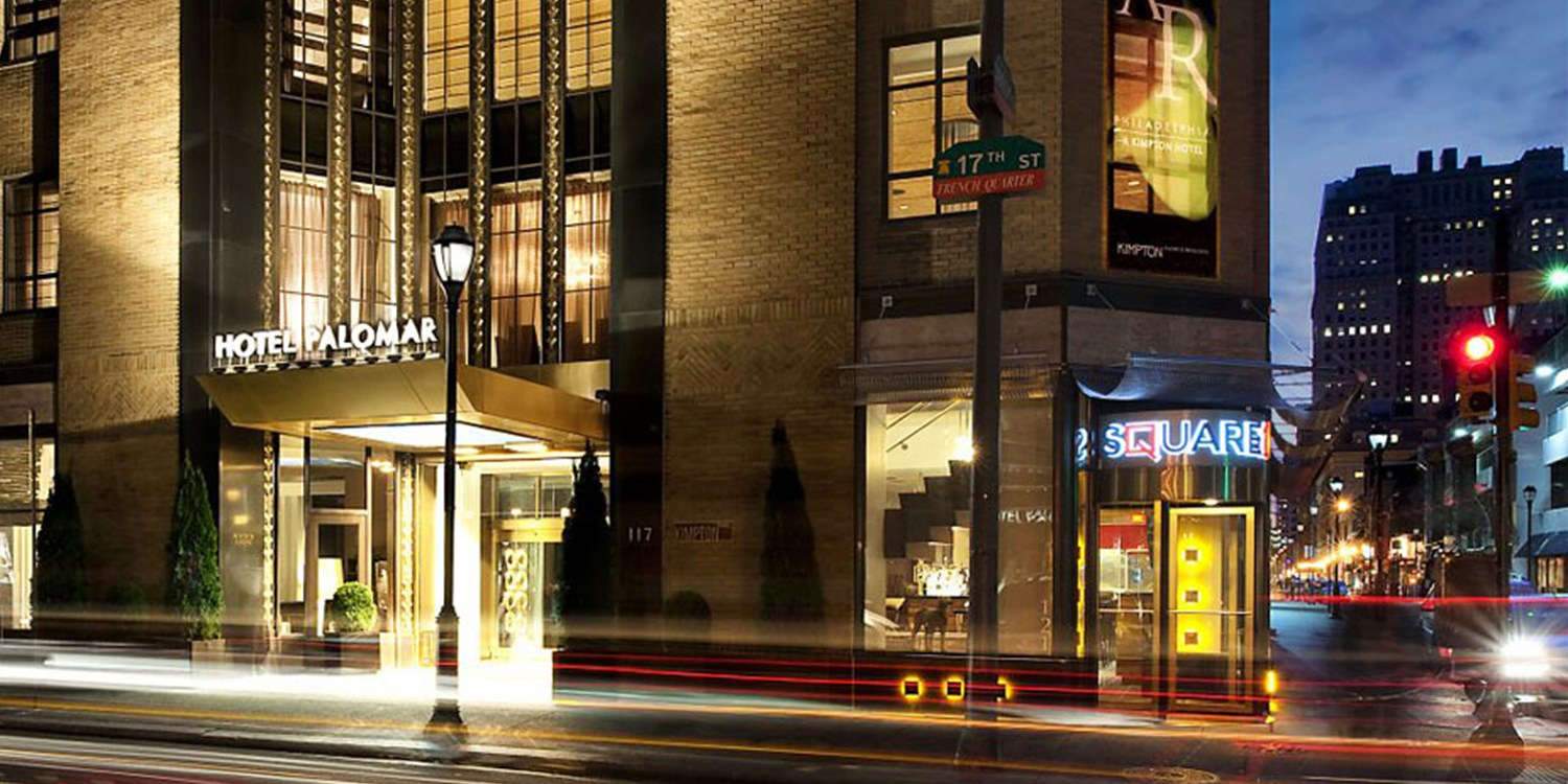 Kimpton Hotel Palomar Philadelphia -- Center City East, Philadelphia