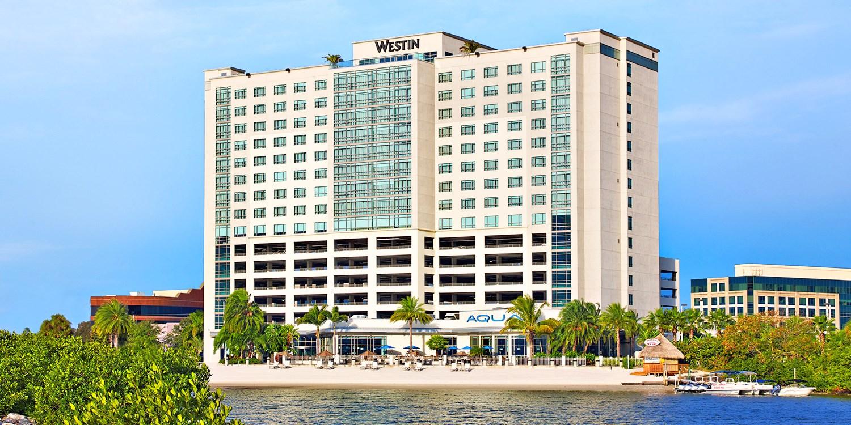 Westin Tampa Bay Hotel -- Tampa, FL
