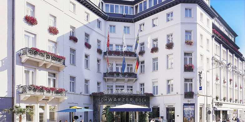 Radisson Blu Schwarzer Bock Hotel Wiesbaden Travelzoo