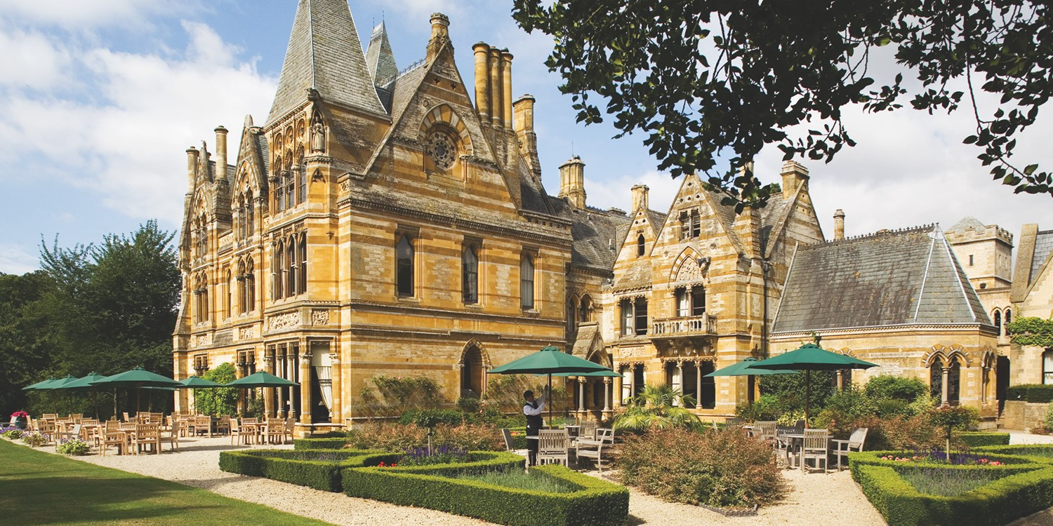 Ettington Park Hotel -- Alderminster, United Kingdom