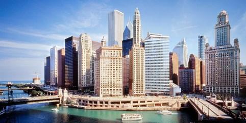 68 94 Chicago Hotel Near Magnificent Mile River North