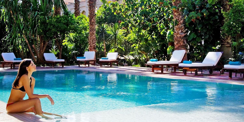 Les Jardins de la Médina -- Marrakesh, Morocco