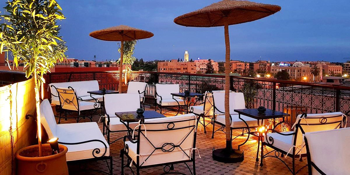 Dellarosa Hotel Suites & Spa -- Marrakesh, Morocco