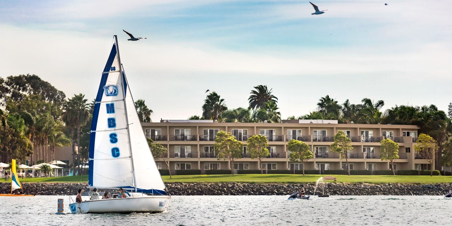 $131-$164 – San Diego Waterfront Hotel at 55% Off -- Mission Bay - SeaWorld, San Diego