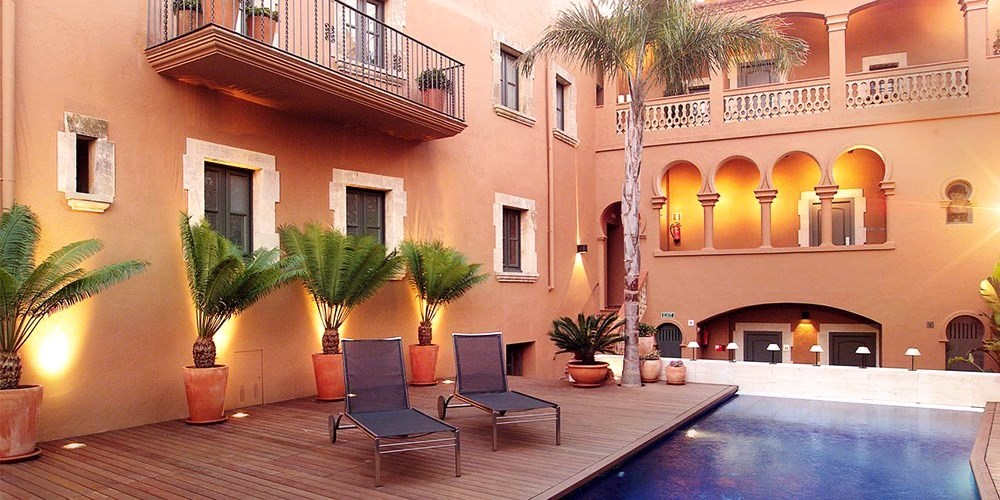 Hotel Gran Claustre -- Catalonia, Spain