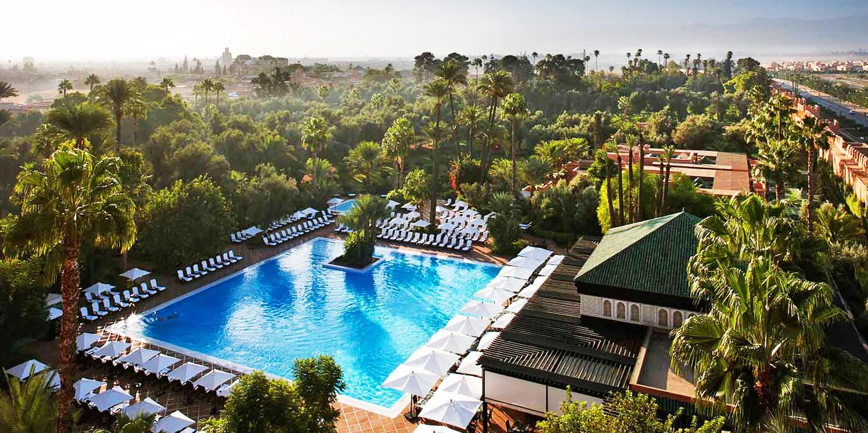La Mamounia -- Marrakesch, Marokko