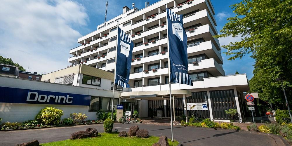 Dorint Parkhotel Bad Neuenahr -- Bad Neuenahr-Ahrweiler, Germany