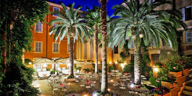 Hotel Ponte Sisto -- Rome, Italy