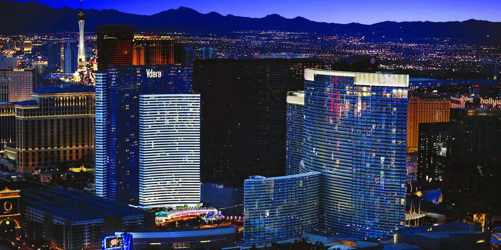 Vdara Hotel & Spa at ARIA Las Vegas -- 拉斯维加斯, 内华达州