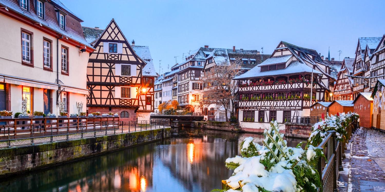 Dsd 79€ – Estrasburgo: hotel 4* en pleno centro, -40% -- Estrasburgo, Francia