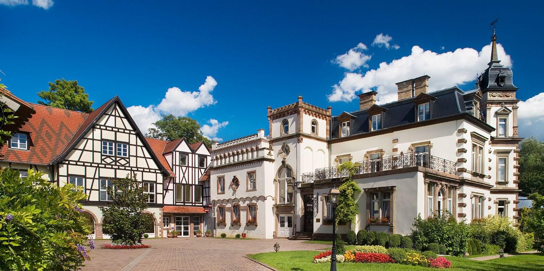 $142 & up – Alsace: 5-star château break w/breakfast, save 51% -- Ostwald, France