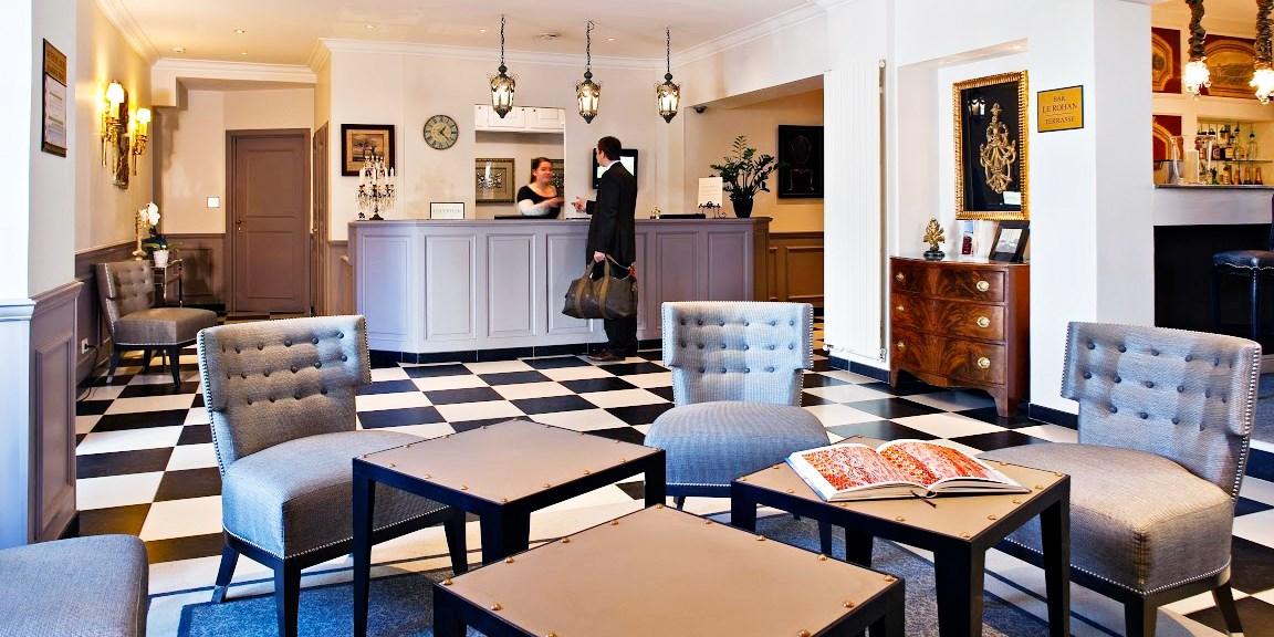 Hotel Villa d'Est -- Strasburg, Frankreich