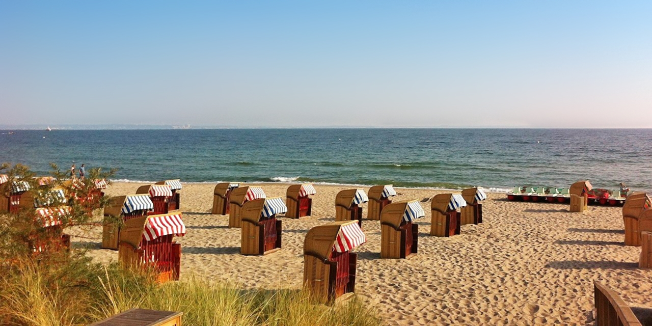 £158 & up – North Germany: 2-night beach break with dinner, save 50% -- Baltic Sea