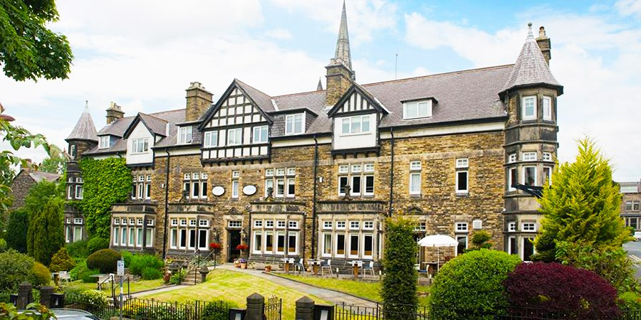 The Balmoral Hotel -- Harrogate, United Kingdom