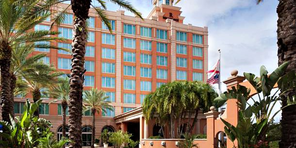 Renaissance Tampa International Plaza Hotel -- Tampa, FL