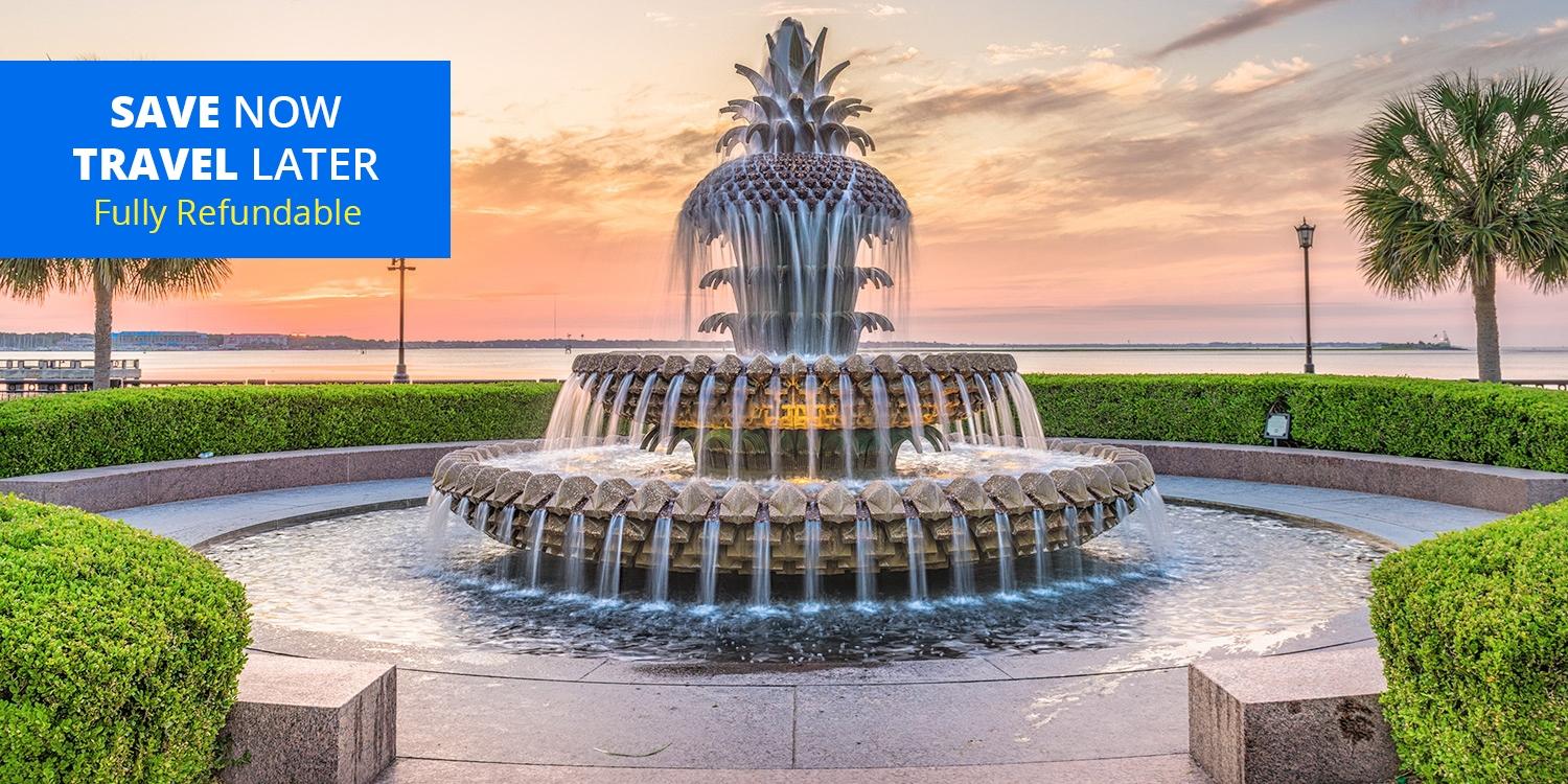 $139 & up – Ideally-Located Charleston 4-Star Hotel -- Charleston, SC