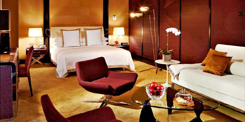 The Chatwal A Luxury Collection Hotel New York City Travelzoo Impressive 3 Bedroom Suites In New York City