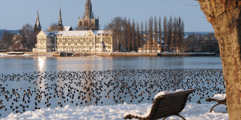 Steigenberger Inselhotel Konstanz -- Lake Constance, Germany