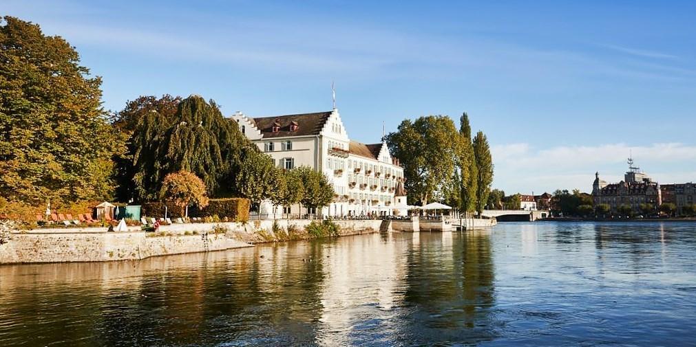 Steigenberger Inselhotel Konstanz -- Konstanz