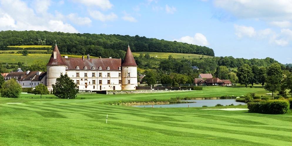 Hotel Golf Château de Chailly -- Beaune, France