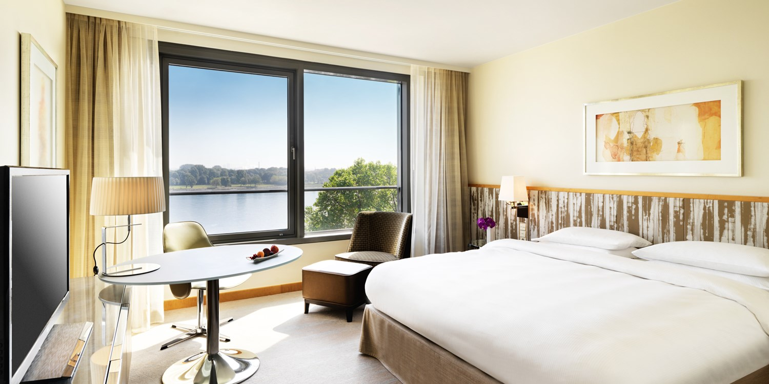 Hyatt Regency Mainz -- Mainz