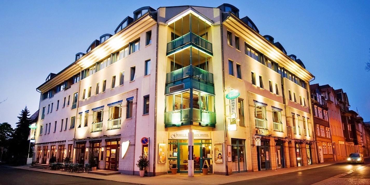Göbel's Sophien Hotel -- Eisenach