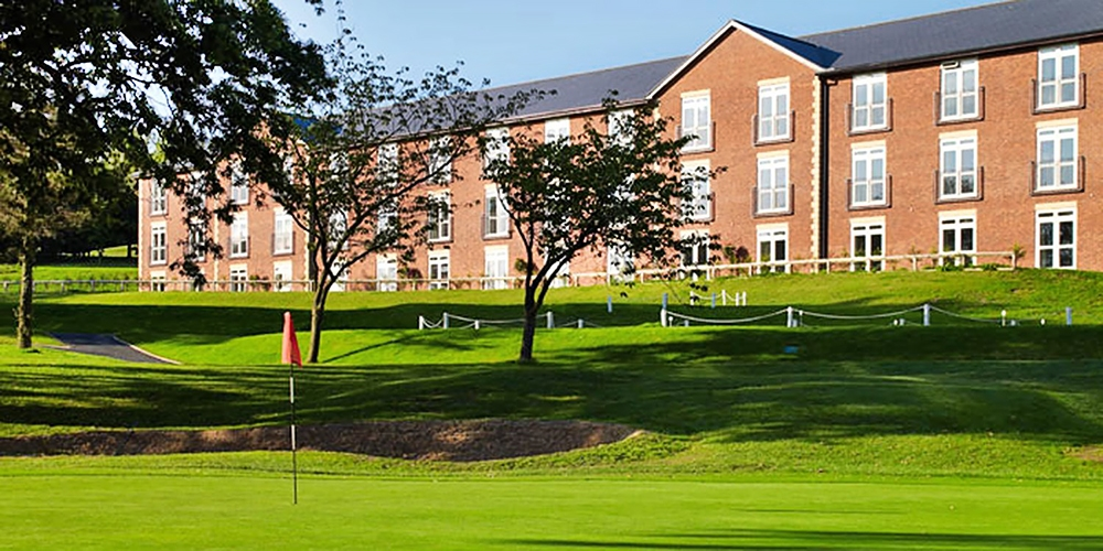 Macdonald Hill Valley Hotel Golf & Spa -- Whitchurch