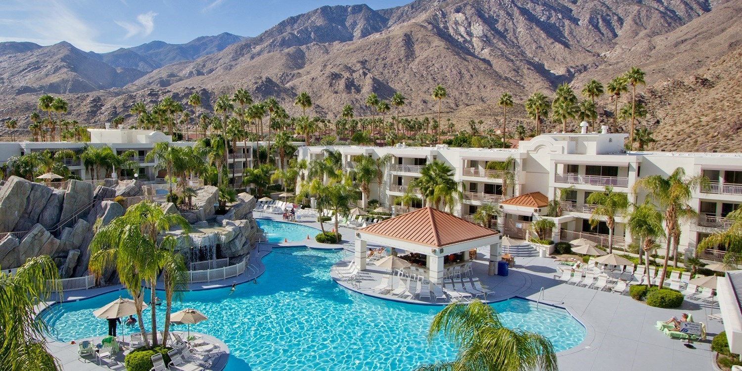 Palm Canyon Resort by Diamond Resorts -- Palm Springs, CA