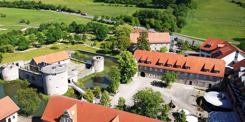 Göbel's Schlosshotel Prinz von Hessen -- Friedewald