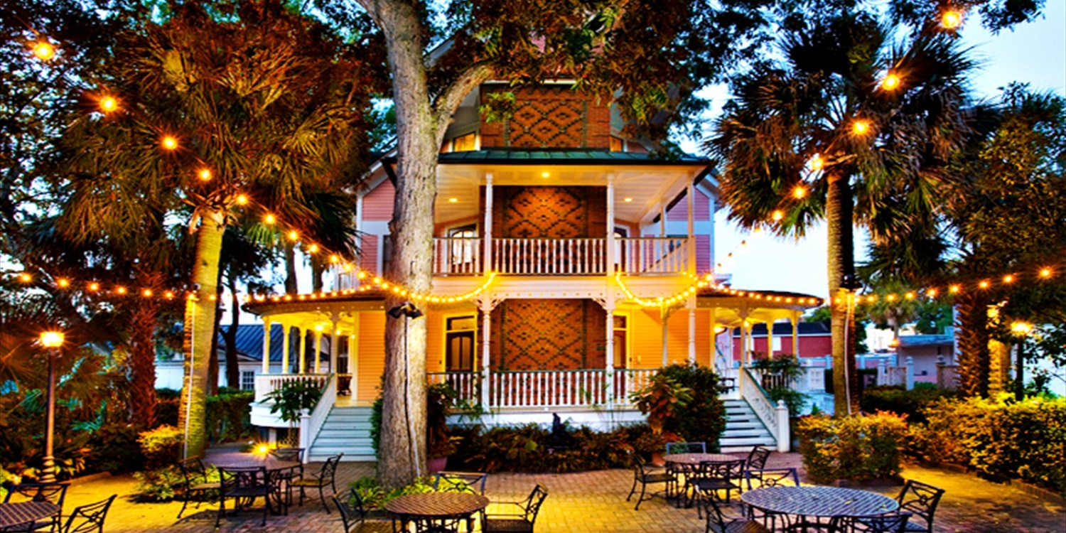The Beaufort Inn -- Beaufort, SC