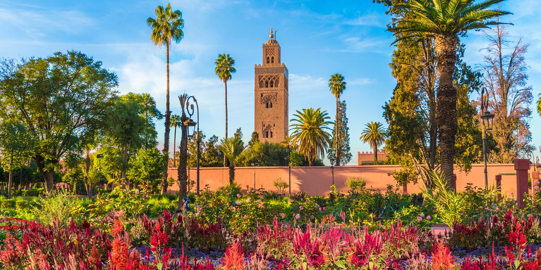 Les 5 Djellabas -- Marrakesh, Marruecos
