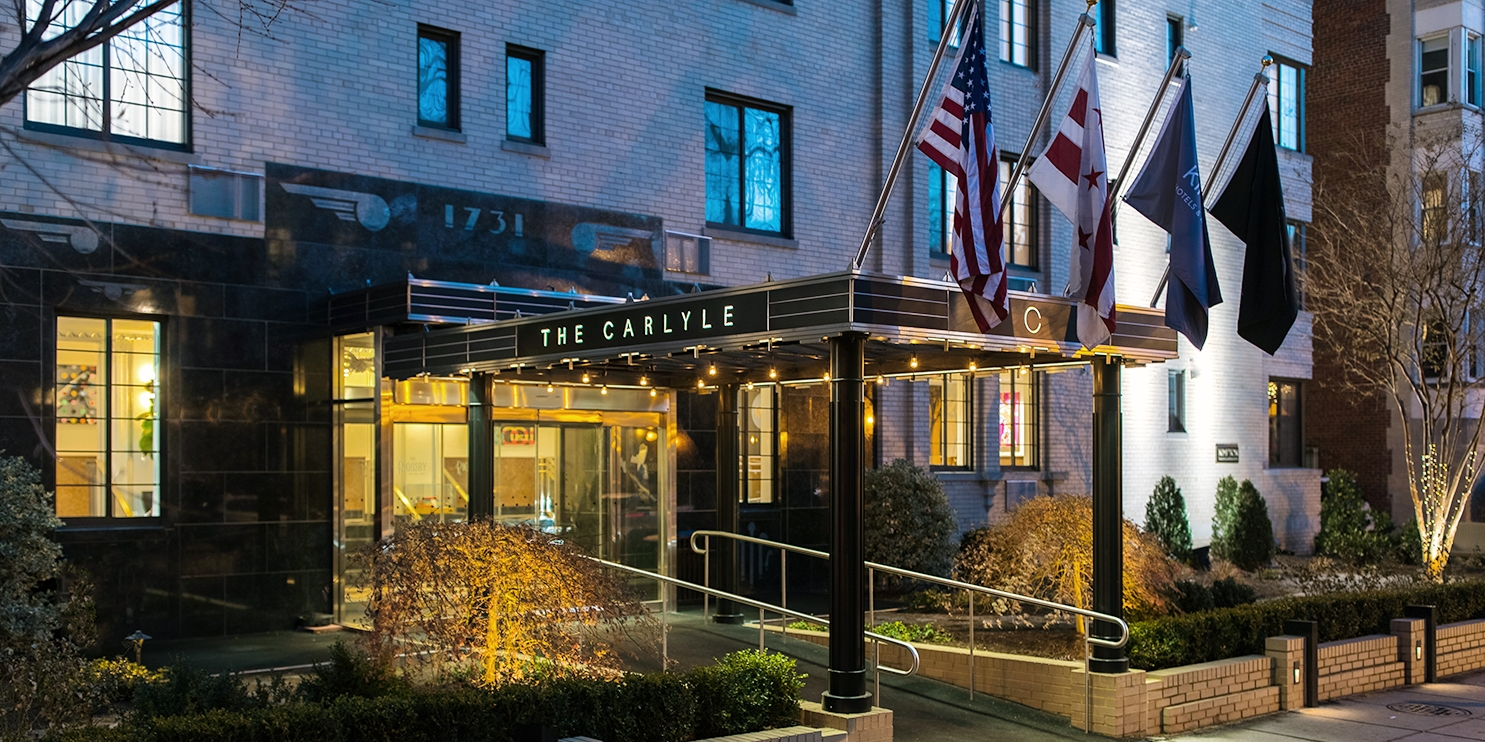 Kimpton Carlyle Hotel Dupont Circle -- Washington, NC