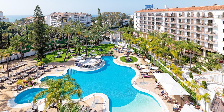 H10 Andalucia Plaza  -- Marbella, Spanien