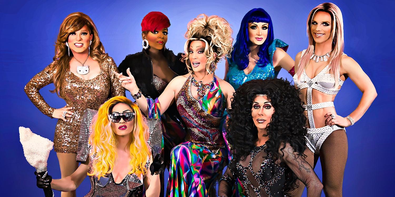 39 Award Winning Divas Drag Show Starring Frank