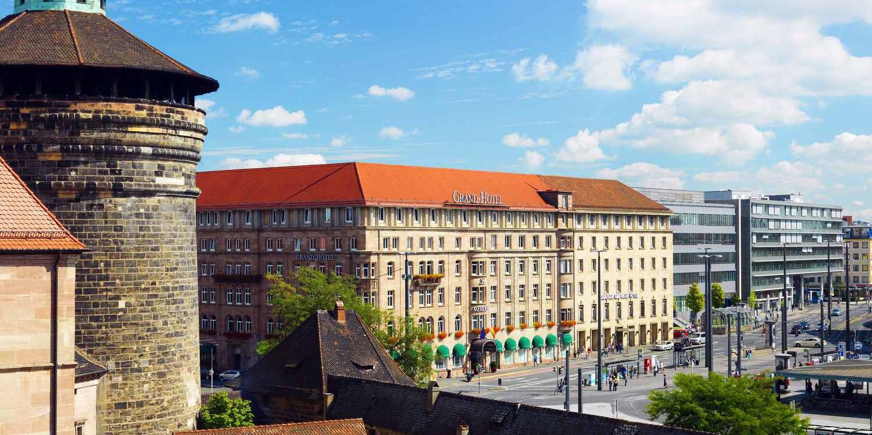 Le Méridien Grand Hotel Nürnberg -- Mittelfranken