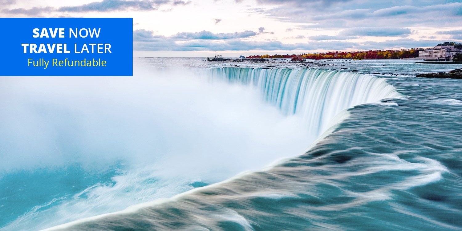 $79-$99 – Niagara Falls Spring Stays w/Dining Vouchers, over 45% Off -- Niagara Falls, Ontario