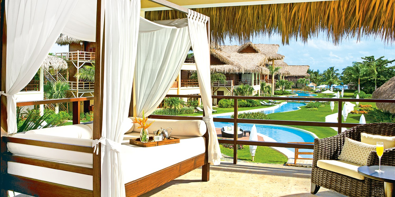 Zoetry Agua Punta Cana Rooms